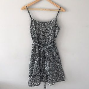 Jack Wills Floral Tie Dress